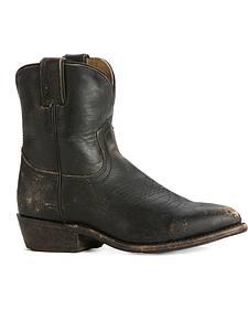 Frye Billy Short Stone Wash Boots