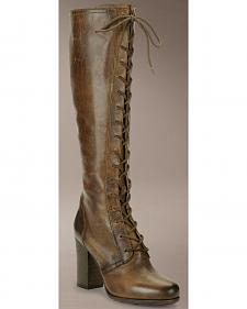 Frye Parker Tall Lace Up Boots