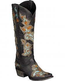 Lane Bliss Cowgirl Boots - Snip Toe
