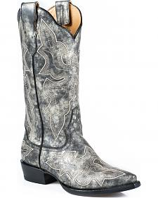 Stetson Jess Cowgirl Boots - Snip Toe