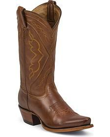 Tony Lama Women's El Paso Cowgirl Boots - Snip Toe