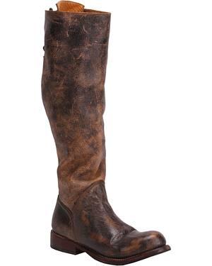 Bed Stu Womens Manchester Tall Boots