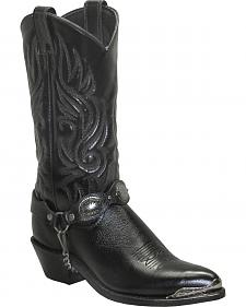 Sage by Abilene Boots Women's Concho Harness Boots