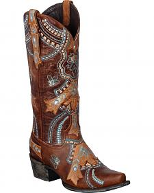 Lane Native Belle Cowgirl Boots - Snip Toe