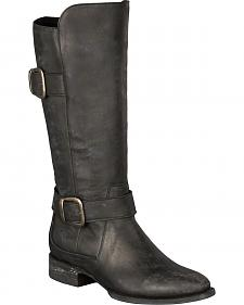 Lane Buckleroo Boots - Round Toe