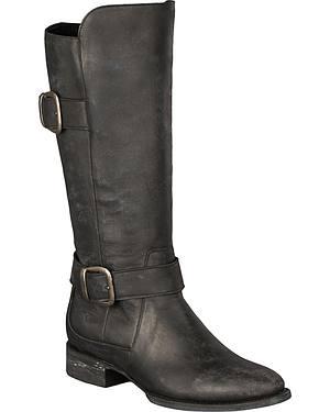 Lane Buckleroo Boots - Round Toe