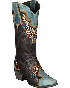 Lane Nicole Cowgirl Boots - Snip Toe