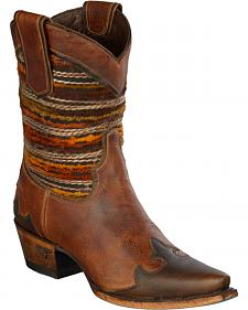 Lane Joey Cowgirl Boots - Snip Toe