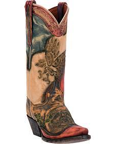 Dan Post Carlita Aztec Women's Boots - Snip Toe