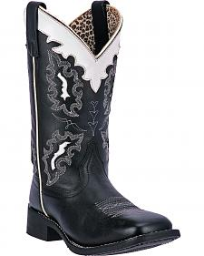 Laredo Women's Escapade Cowgirl Boots - Square Toe