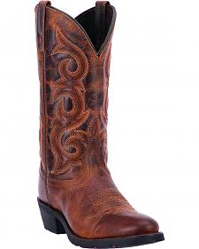 Laredo Women's Frankie Cowgirl Boots - Round Toe