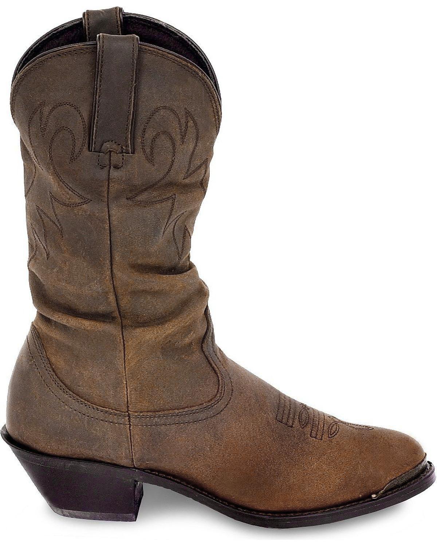 Durango Women's Slouch Cowboy Boot - RD542