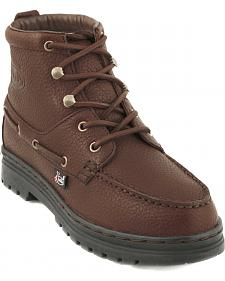 Justin Chukka Boots