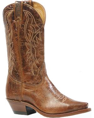 Boulet Puma Madera Cowgirl Boots - Snip Toe