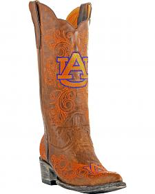 Gameday Boots Women's Auburn University Western Boots - Pointed Toe