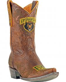 Gameday Boots Women's Baylor University Western Boots - Snip Toe