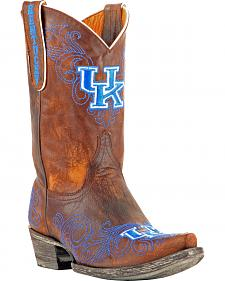 Gameday Boots Women's University of Kentucky Western Boots - Snip Toe