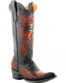 Gameday Oklahoma State University Cowgirl Boots - Pointed Toe