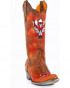 Gameday Texas Tech University Cowgirl Boots - Pointed Toe