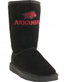 Gameday Boots Women's University of Arkansas Lambskin Boots