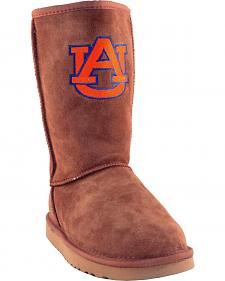 Gameday Boots Women's Auburn University Lambskin Boots