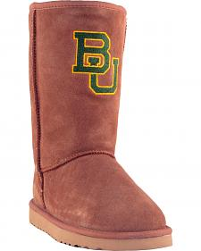 Gameday Boots Women's Baylor University Lambskin Boots