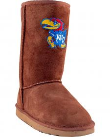 Gameday Boots Women's University of Kansas Lambskin Boots