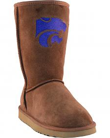 Gameday Boots Women's Kansas State University Lambskin Boots
