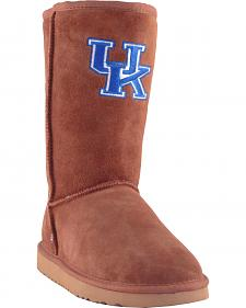 Gameday Boots Women's University of Kentucky Lambskin Boots
