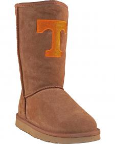 Gameday Boots Women's University of Tennessee Lambskin Boots