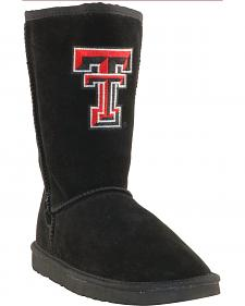 Gameday Boots Women's Texas Tech University Lambskin Boots