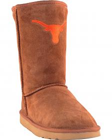 Gameday Boots Women's University of Texas Lambskin Boots