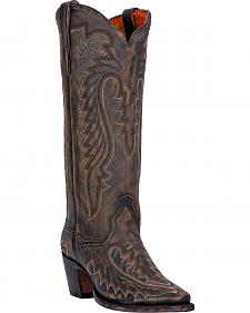 Dan Post Heather Cowgirl Boots - Snip Toe