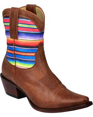 Lucchese Kacey Musgraves Monterrey Cowgirl Boots - Pointed Toe