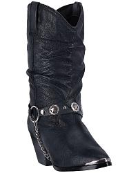 Dingo Supple Pigskin Cowboy Boots at Sheplers