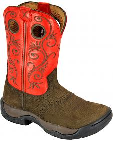 Twisted X Women's All Around Cowgirl Boots - Round Toe