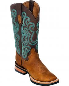 Ferrini Maverick Cowgirl Boots - Square Toe