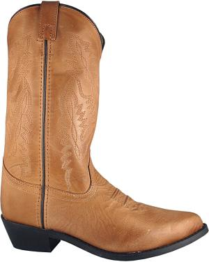 Smoky Mountain Bomber Cowgirl Boots - Round Toe