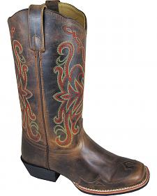 Smoky Mountain Rialto Cowgirl Boots - Square Toe