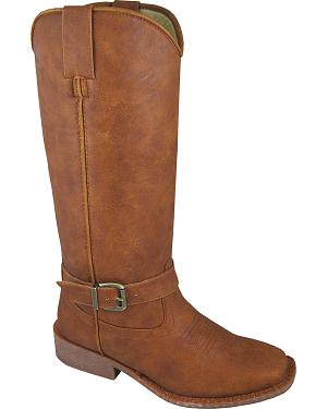 Smoky Mountain Buttercup Tall Riding Boots - Square Toe