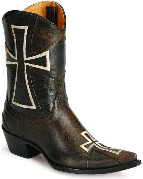Old Gringo Camelot cross western boots