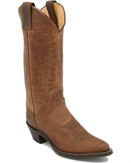 Justin Bay Apache Cowgirl Boots