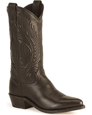Abilene Cowhide Cowgirl Boots - Pointed Toe