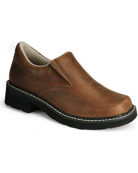 Roper slip-on shoes