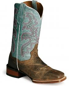 Dan Post Gel-Flex Cowgirl Certified Western Boots