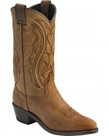 Sage by Abilene Cowgirl Boots - Medium Toe