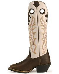 Tony Lama 3R Series Buckaroo Boots - Square Toe at Sheplers