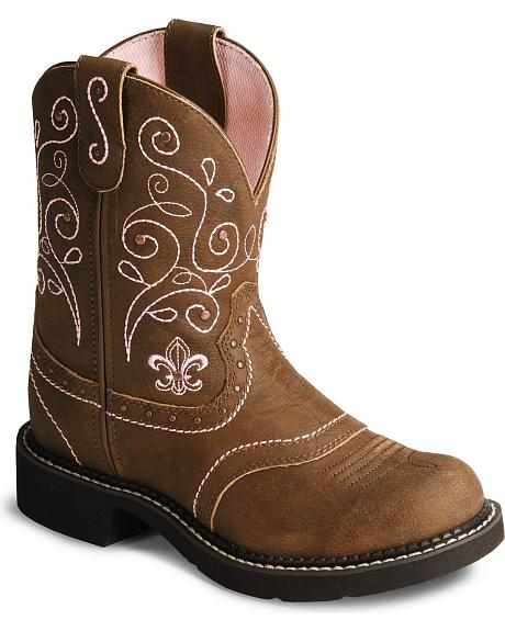 Justin Gypsy Cowgirl Riding Boots
