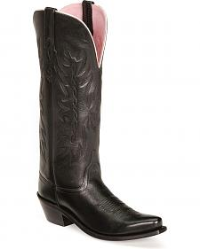 Old West Tall Fashion Cowgirl Boots