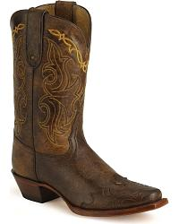 Tony Lama 100% Vaquero Cowgirl Boots at Sheplers